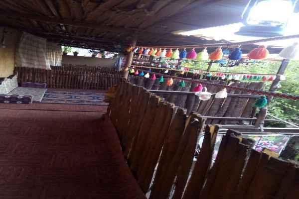 اقامتگاه  اقامتگاه بومگردی باباحیدر اتاق 5