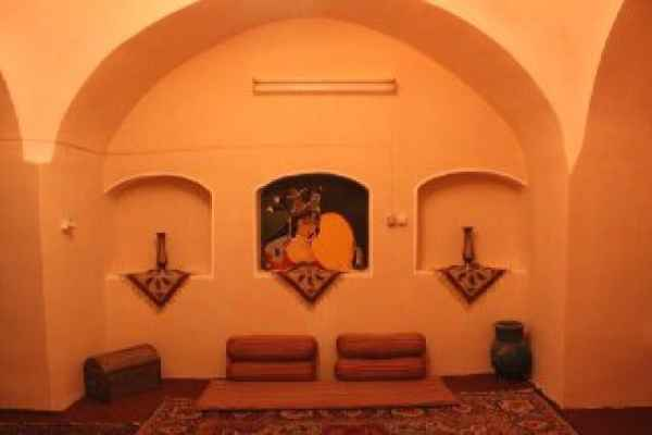 اقامتگاه  بومگردی عامری اتاق 1