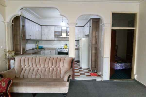 اقامتگاه 1خوابه همکف