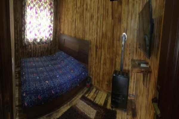اقامتگاه  چوبی 3