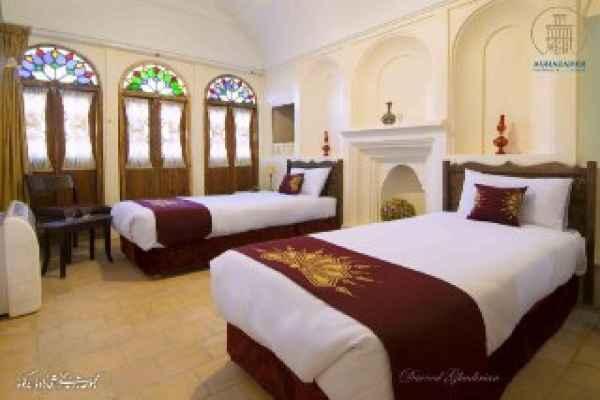 اقامتگاه آقازاده اتاق vip2