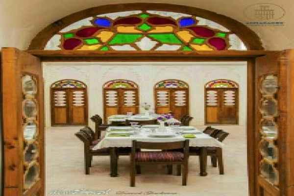 اقامتگاه آقازاده اتاق شمس الملوک