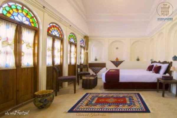 اقامتگاه آقازاده اتاق اشرف الملوک