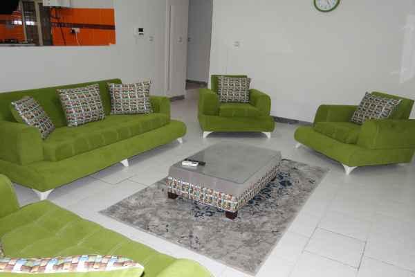 اقامتگاه سوییت آپارتمان دو خواب شماره 8