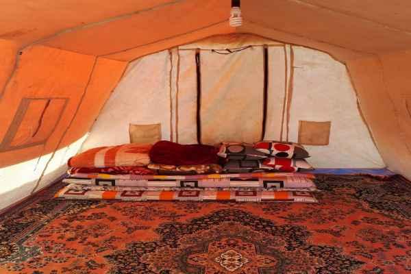 اقامتگاه اکو کمپ گردشگری 1