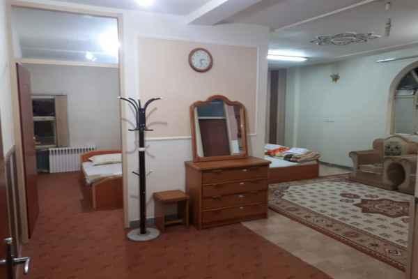 اقامتگاه هتل قصر احمدی سوئیت 21