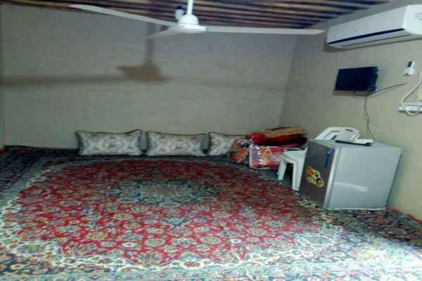 اقامتگاه خاله خورشید اتاق 4