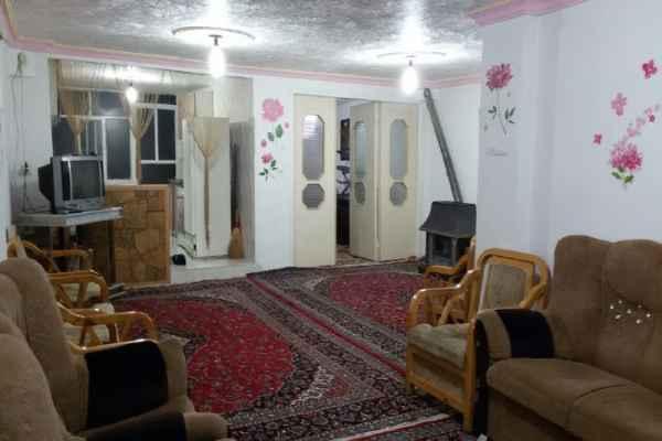 اقامتگاه 1خوابه طبقه همکف