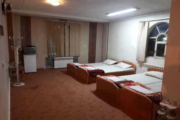 اقامتگاه هتل قصر احمدی سوئیت 26