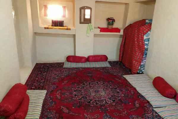 اقامتگاه چشمه مراد شاهرود اتاق 15