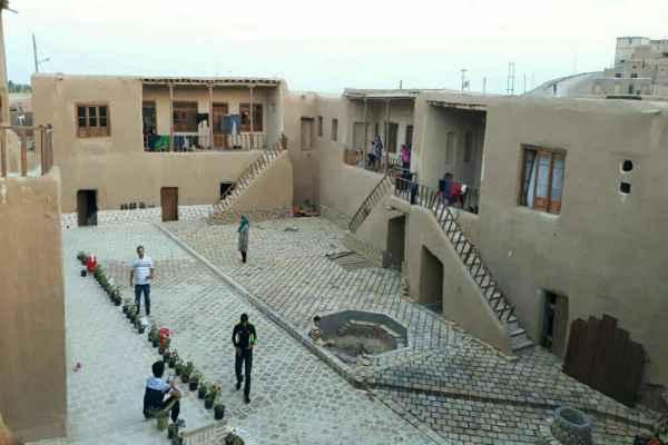 اقامتگاه چشمه مراد شاهرود اتاق 17