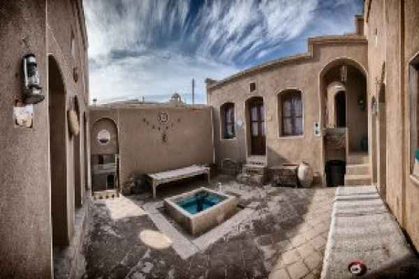 اقامتگاه  خونه نقلی اتاق بهمن گان