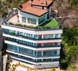 residences عمارت سفید