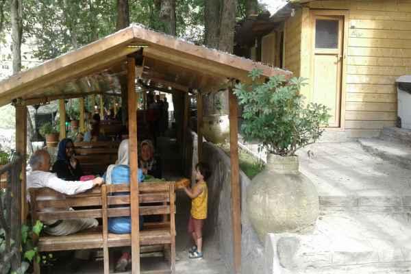 اقامتگاه تاکایا آلاچیق1