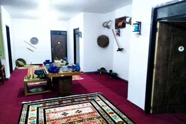 اقامتگاه سن ایک اتاق4