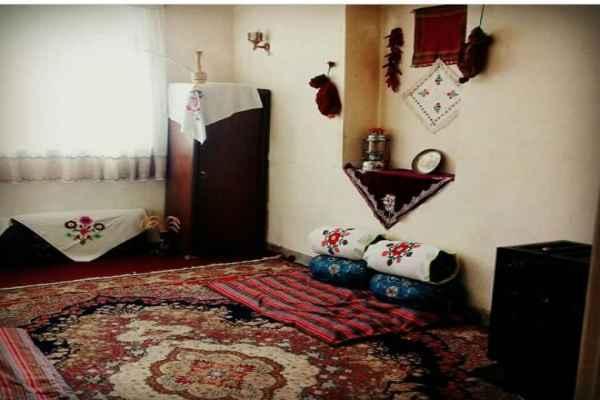 اقامتگاه کوچه باغ اتاق 1