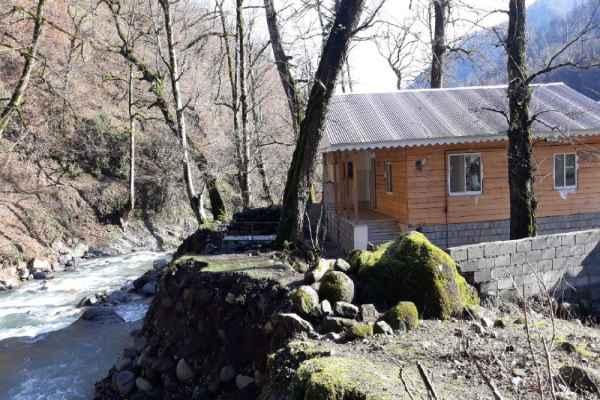 اقامتگاه کلبه چوبی محمدنیا2