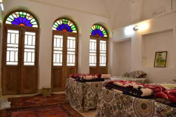 اقامتگاه 3تخته قاجاری