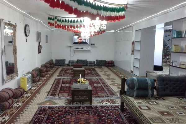 اقامتگاه چشمه مروارید واحد زیرزمین