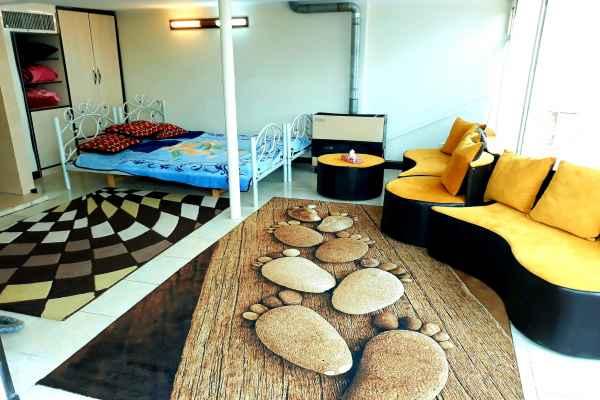 اقامتگاه سوئیت مبله با موقعیت و کیفیتی عالی