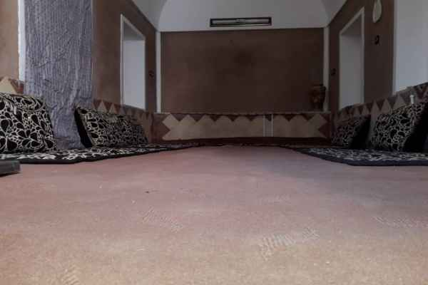 اقامتگاه سنتی خشتی