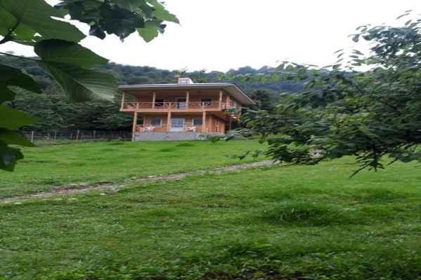 اقامتگاه کلبه چوبی مرکیه 2