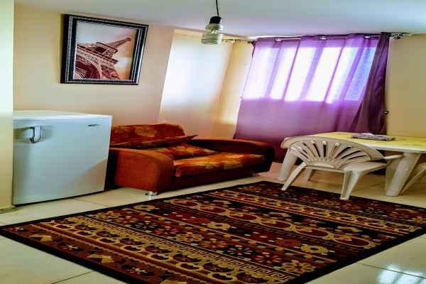 اقامتگاه اجاره روزانه منزل تازه تاسیس مبله بسیار تمیز و قیمت مناسب