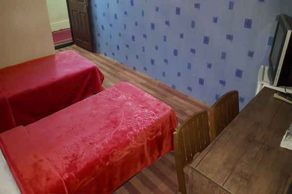 اقامتگاه دورنا اتاق 2 تخته 3
