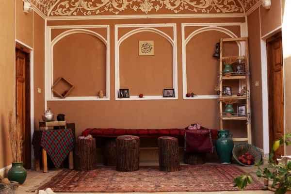 اقامتگاه نارنجستان اتاق تاک
