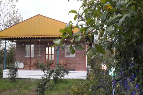 اقامتگاه کلبه چوبی