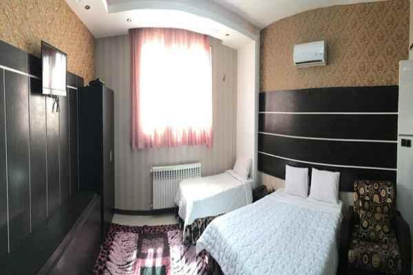 اقامتگاه جیحون اتاق 14