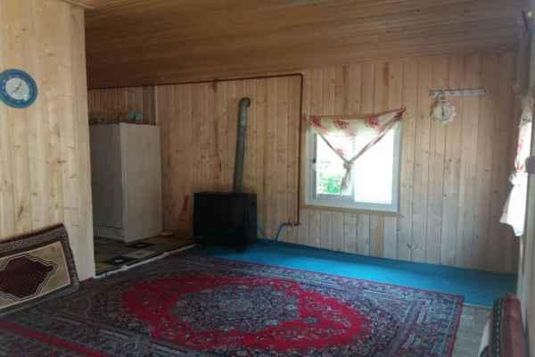 اقامتگاه ویلا چوبی